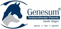 Tierphysiotherapie Chemnitz Claudia Weigert